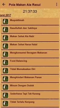 Sehat Ala Rasulullah screenshot 4