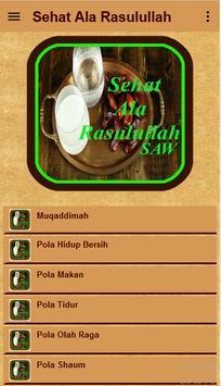 Sehat Ala Rasulullah screenshot 9