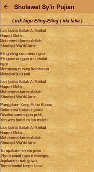 Sholawat Sy'ir Puji-Pujian screenshot 15