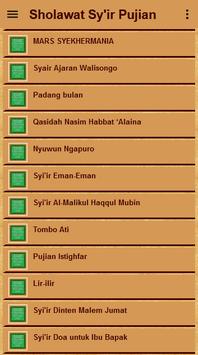 Sholawat Sy'ir Puji-Pujian screenshot 18