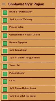 Sholawat Sy'ir Puji-Pujian screenshot 10