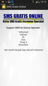 SMS Gratis Online screenshot 2