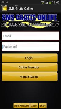 SMS Gratis Online screenshot 3