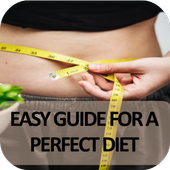 Easy guide for a Perfect Diet icon