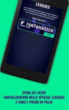 9 Schermata FantaMaster