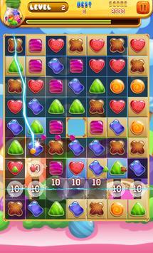 Candy Island screenshot 1