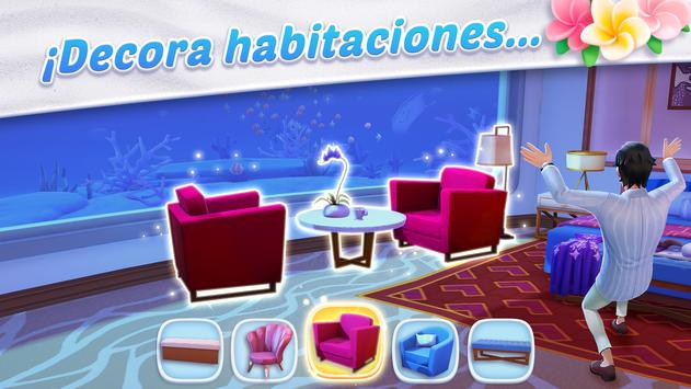 Design Island captura de pantalla 2
