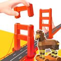 Pocket World 3D - Assemble models unique puzzle