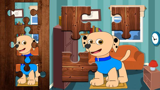 Paw and Puppy Jigsaw Puzzle - 2019 screenshot 2