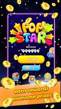 Pop Magic Star - Free Rewards تصوير الشاشة 4
