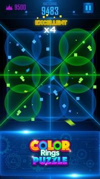 Color Rings Puzzle screenshot 3