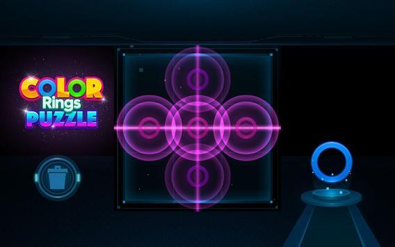 Color Rings Puzzle screenshot 11