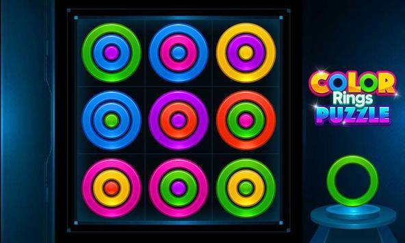 Color Rings Puzzle screenshot 12