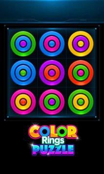 Color Rings Puzzle screenshot 13