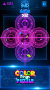 Color Rings Puzzle screenshot 1