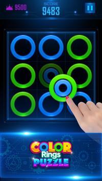 Color Rings Puzzle screenshot 2