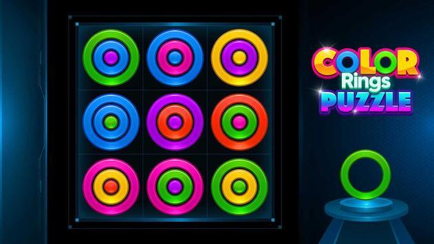 Color Rings Puzzle screenshot 7