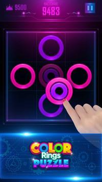 Color Rings Puzzle screenshot 5