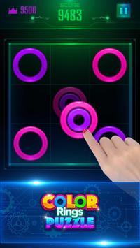 Color Rings Puzzle screenshot 6