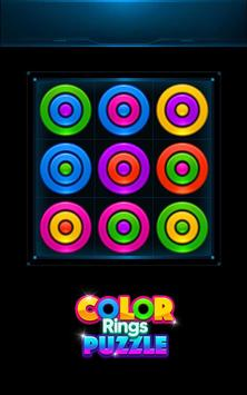 Color Rings Puzzle screenshot 9
