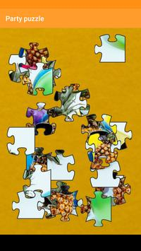 Party Jigsaw Puzzle screenshot 1
