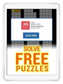 Daily POP Crosswords: Daily Puzzle Crossword Quiz screenshot 13