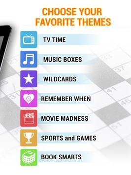 Daily POP Crosswords: Daily Puzzle Crossword Quiz screenshot 6
