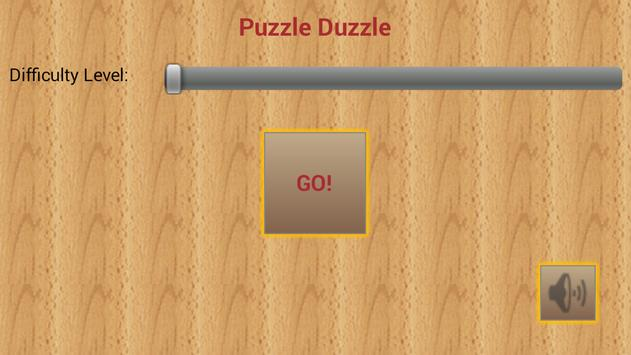 Puzzle Duzzle screenshot 2