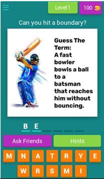 Cricket Genius: Play The Super Quiz & Earn Money poster