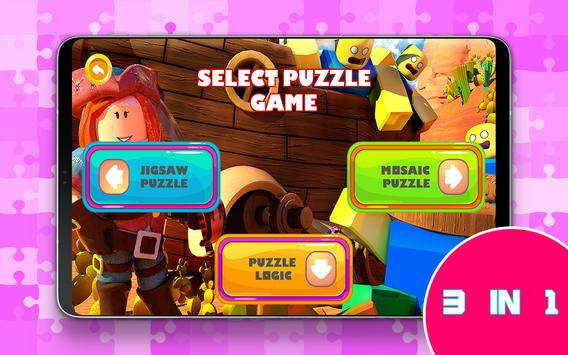 Puzzle Jigsaw Roblox Character For Android Apk Download Download Jigsaw Puzzle For Roblox Apk For Android Latest Version