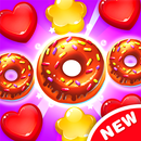 Sweet Cookie -2019 Puzzle Free Game APK Android