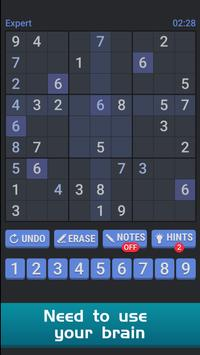 Sudoku Free Puzzle screenshot 1