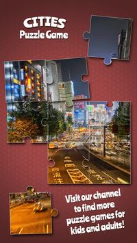 Cities Puzzle Game screenshot 4
