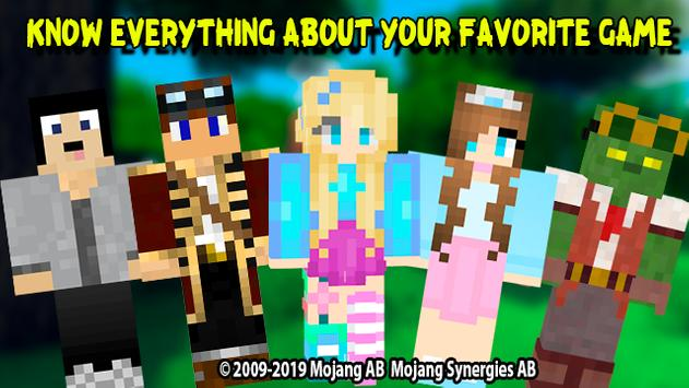 Guess youtubers: quiz for minecraft screenshot 1