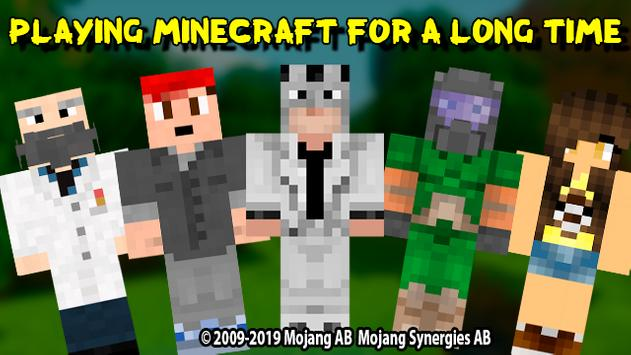 Guess youtubers: quiz for minecraft screenshot 6