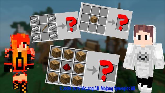 Quiz craft: guess recipes screenshot 4