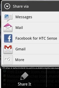 My Applications screenshot 1
