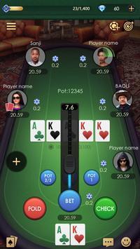 Poker World: Texas hold'em screenshot 4