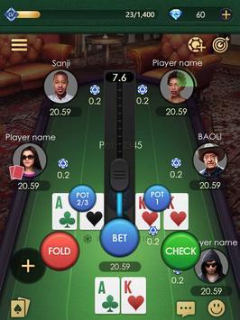 Poker World: Texas hold'em screenshot 6