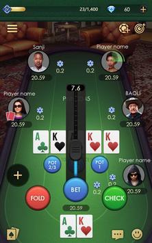 Poker World: Texas hold'em screenshot 1