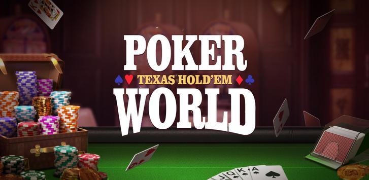 Poker World: Texas hold'em screenshot 2