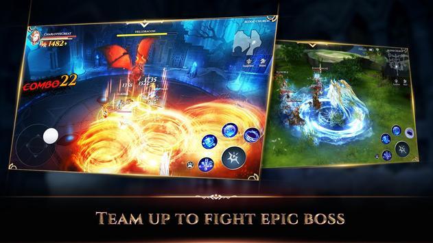 Dragonborn Knight screenshot 2