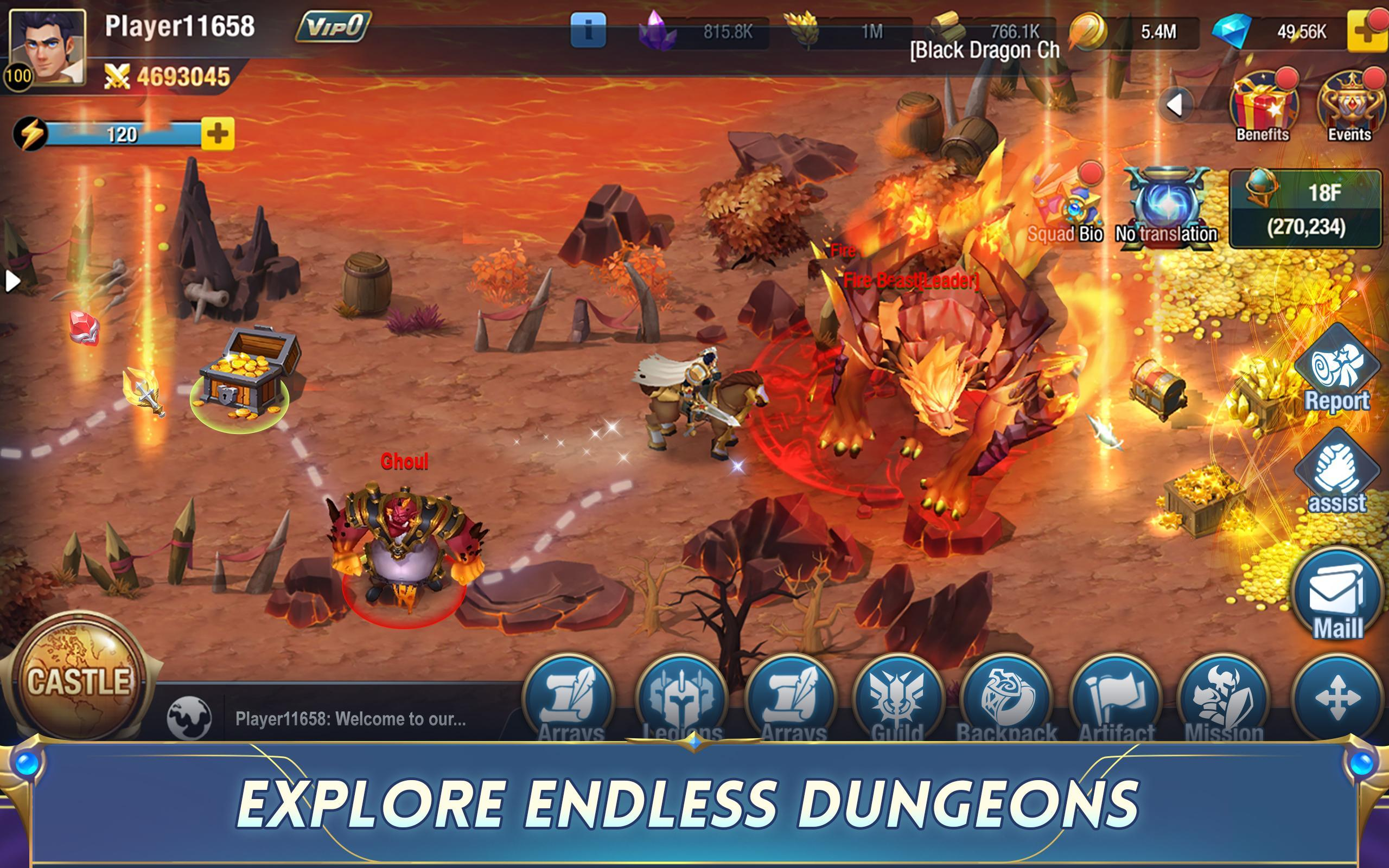 Magic & Dragons for Android - APK Download