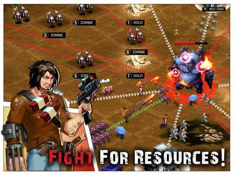 Clash of Z imagem de tela 12