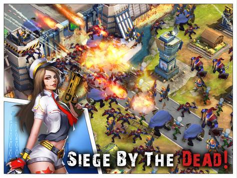 Clash of Z imagem de tela 1