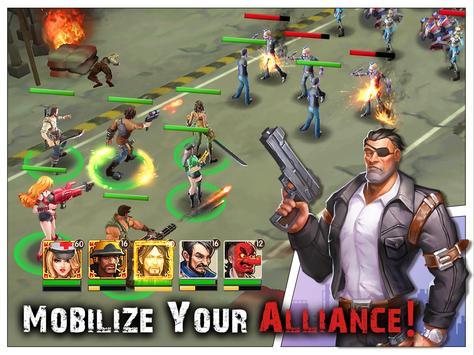 Clash of Z imagem de tela 4