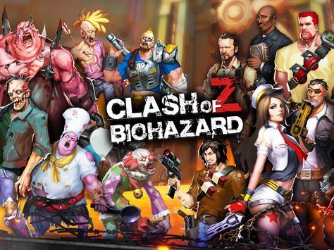 Clash of Z imagem de tela 5