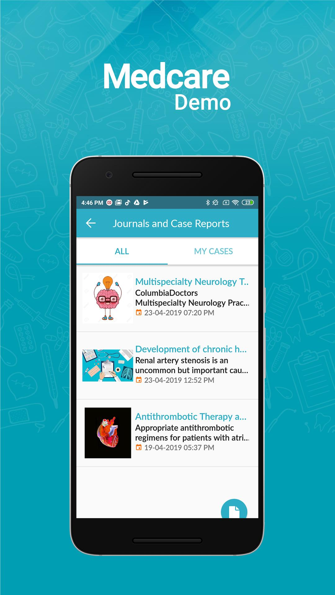 Medcare Demo Doctor for Android - APK Download