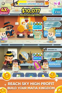 Mafia Syndicate Tycoon screenshot 3