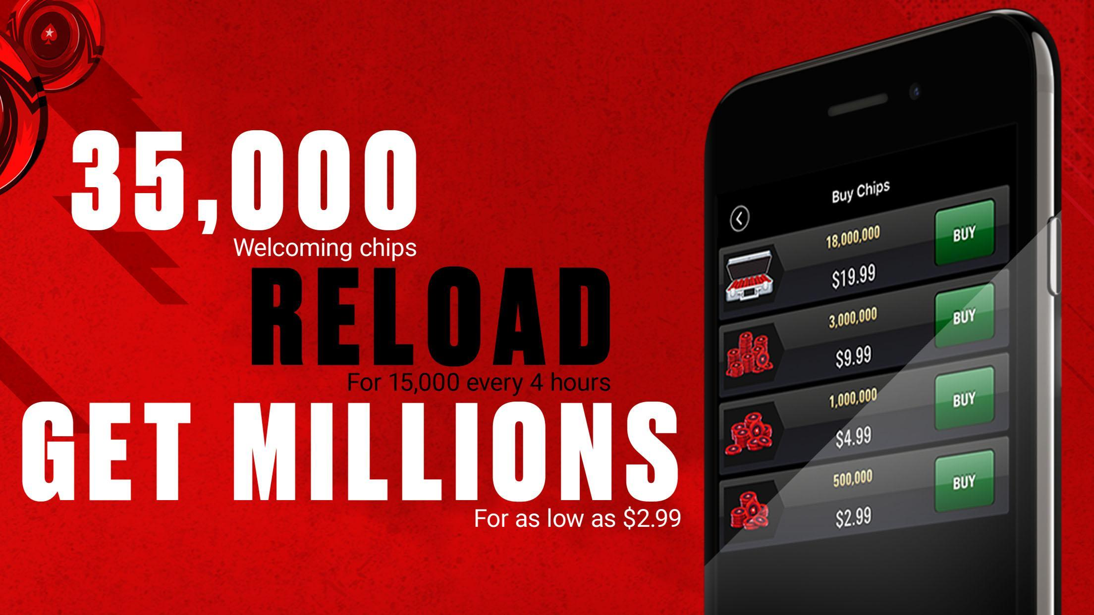 Pokerstars Free Poker Games With Texas Holdem For Android Apk Download